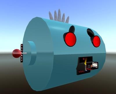 Robot Sanitorium 002