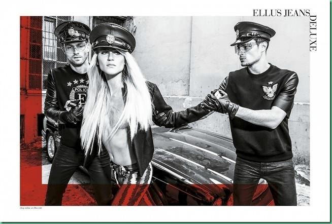 Michael Camiloto for Ellus Jeans FW 13