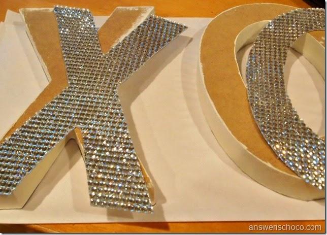 DCWV Bling Letters 1