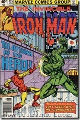 P00035 - El Invencible Iron Man #135