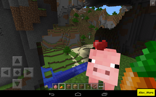 Minecraft   Pocket Edition 0.9.4 (Juegos 2014)