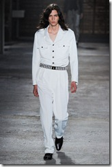 Alexander McQueen Menswear Spring Summer 2012 Collection Photo 29