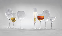 Bellini Bubble Glasses