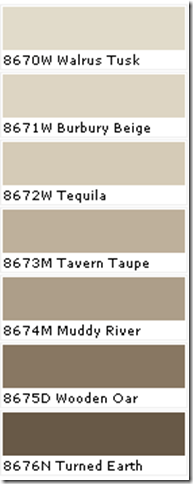 Previous paint colors www.simpleispretty.com
