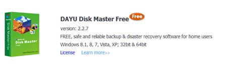 DAYU Disk Master