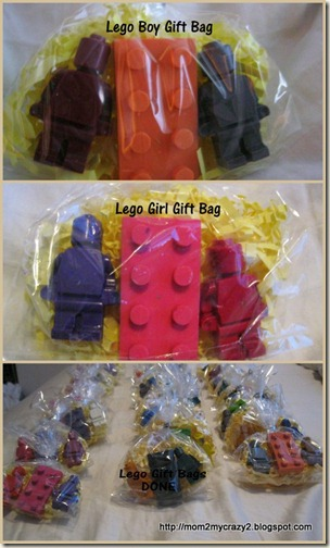 Lego Birthday Party1