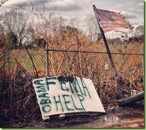 obama fema help sandy
