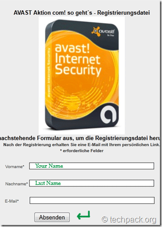 avast internet security 2011 free activation code