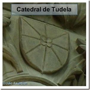 Capitel de la catedral de Tudela