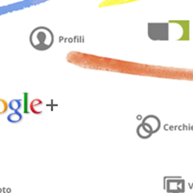Quando Google aggiunge un plus: una guida per iniziare a capire Google+.