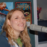 Laura Story in Studio - 4-13-11