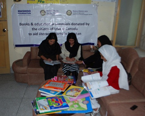 Rotary Books for the World_Hashoo Foundation Distribution (61)