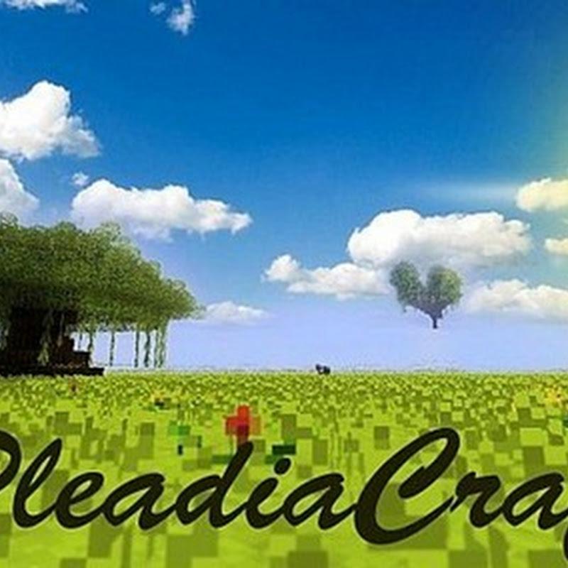 Minecraft 1.3.2 - PleadiaCraft Texture pack 16x