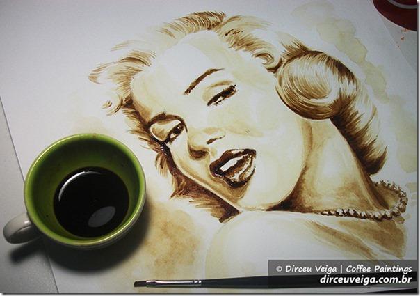 Arte com café de Dirceu Veiga (4)