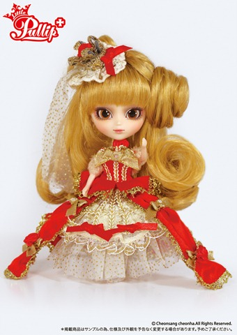 Little Pullip+ Princess Rosalind Feb 2013 02