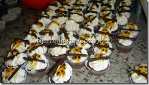 Curso de Cupcakes Chocolate e Maracujá