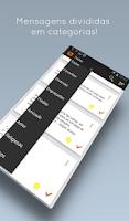 Screenshot of Droido - Mensagens SMS prontas