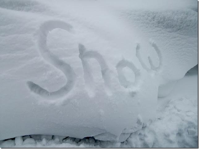 script snow