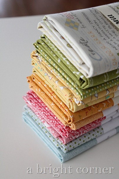 noteworthy fat quarters