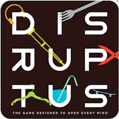 review of DISRUPTUS from Funny Bone Toys at Homeschooling Hearts & Minds
