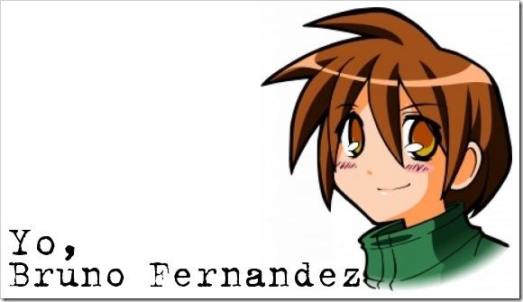 Yo, Bruno Fernández