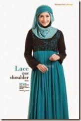 pakaian pesta muslimah