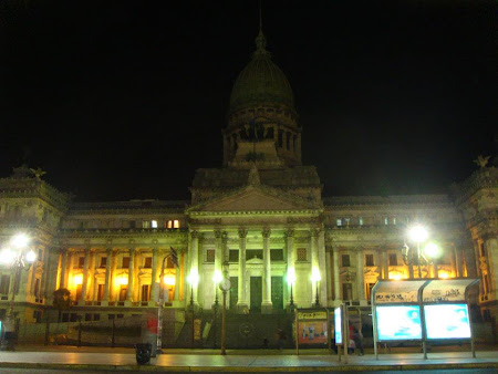 Obiective turistice Buenos Aires: Congres Argentina