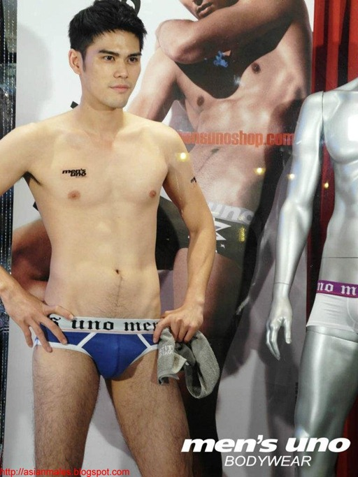 Asian Males - Men's Uno Bodywear  2012 new collection-08