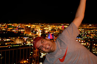 Silly buggers on top of the stratosphere