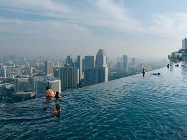 سنغافورة السياحية