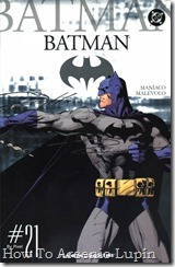 P00021 - Coleccionable Batman #21 (de 40)