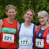 Ilklley Senior Trail race 2013