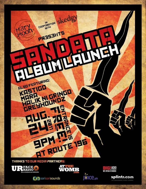 Sandata Album Launch