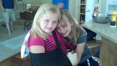 Megan and Ami