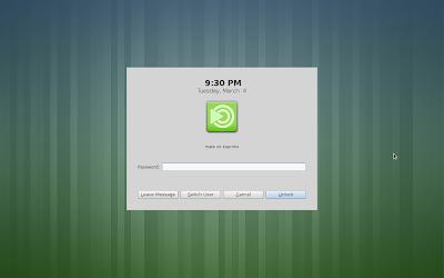 MATE 1.8 ScreenSaver