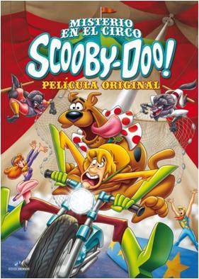Scooby-Doo! Estrella del circo (2012) - Latino
