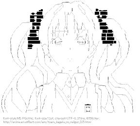 [AA]Shirai Kuroko (Toaru kagaku no railgun)