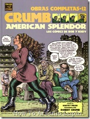 P00012 - Robert Crumb  - American splendor.howtoarsenio.blogspot.com #12