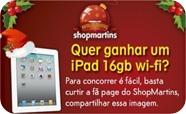 Loja ShopMartins Móveis Ipad