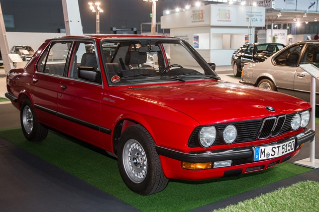 Welcome to the 1983 Frankfurt Motor Show: A Special Exhibit from the ...