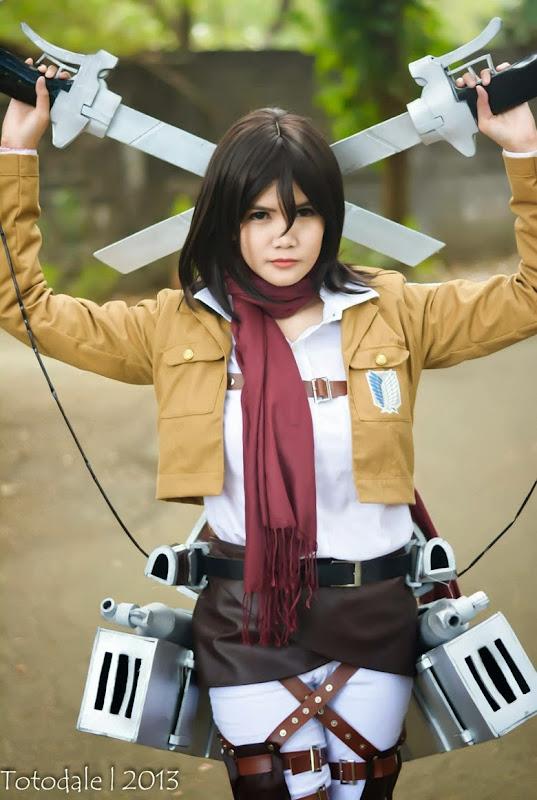 Aya Ninna - Mikasa