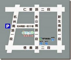 LOVE 樂福親子館地圖