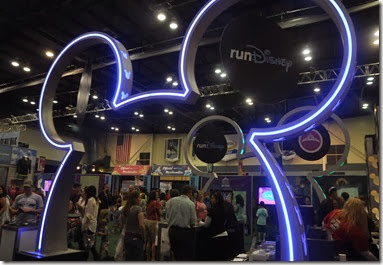 runDisney Princess Weekend Expo 16