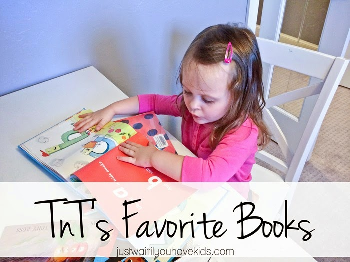 TnT's Favorite Books