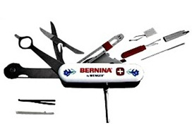 BERNINA Sew Essential Lady Knife Giveaway 2011