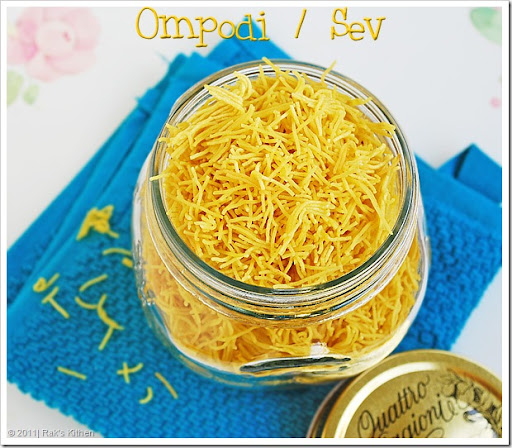 omapodi recipe