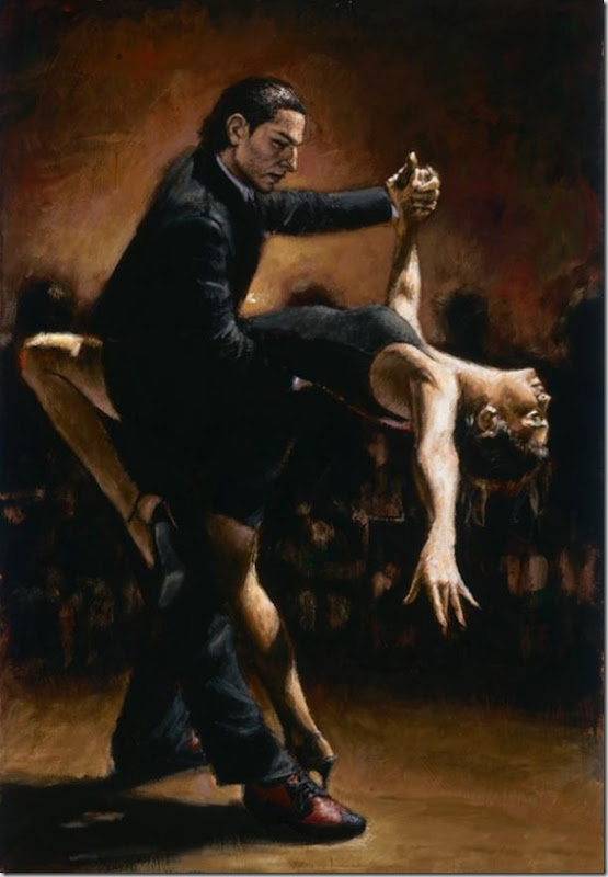 Fabian Perez 1967 - Argentine Figurative painter - Reflections of a Dream - Tutt'Art@ (12)