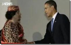 Kadhafi saiu da fotografia Out2011