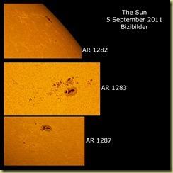 5 September AR close-ups