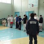 Мастер-класс по таеквон до под руководством Е. Петренко.